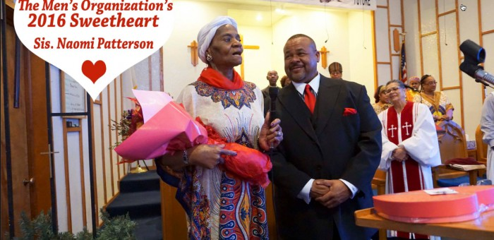 Mother Naomi Patterson named 2016 Sweetheart