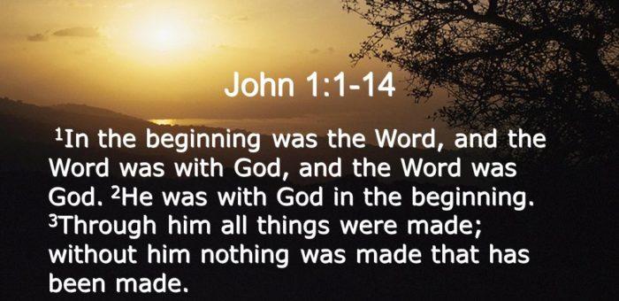 Sunday AM Worship Message 01/06/2019